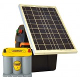 Gallagher S230 solarcombinatie