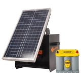 Gallagher S280 solarcombinatie