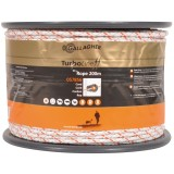 Gallagher TurboLine cord wit 200m