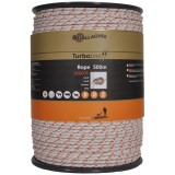 Gallagher TurboLine cord wit 500m