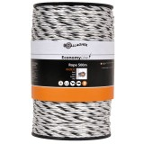 Gallagher EconomyLine cord wit 500m