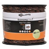 Gallagher EconomyLine cord terra 200m
