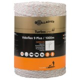 Gallagher Vidoflex 9 turboline plus wit 1000m