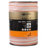 Gallagher TurboLine lint 40mm wit 200m