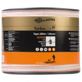 Gallagher TurboLine lint 20mm wit 200m