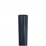 Ronde Paal 60x1,75mm L185cm RAL 7016 (2x)