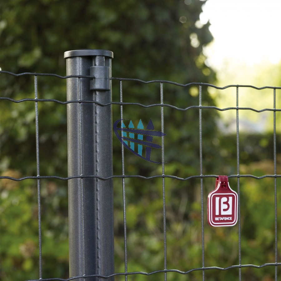 Betafence pantanet family gaas 102cm 25m antraciet bf 7016m for Bekaert recinzioni