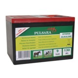 Pulsara 9V/ 130Ah batterij high energy