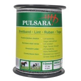 Pulsara lint 10mm 4 RVS, 200m wit