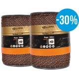 Gallagher Duopack TurboLine cord terra 2x500m PROMO