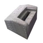 Aanslagblokken beton