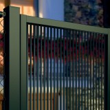 Enkele poort Styx Modeno b110,5 x h150cm