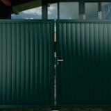 Dubbele poort Styx Trento b219 x h150cm