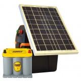 Gallagher S230 solarcombinatie
