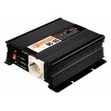 Gallagher Omvormer 12V/230V, 300W back-up batterij OP=OP