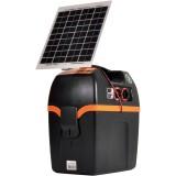 Gallagher B200 schrikdraadapparaat inclusief 6W zonnepaneel