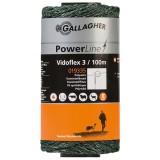 Gallagher Vidoflex 3 groen 100m