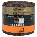 Gallagher Vidoflex 9 turboline plus terra 400m