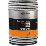 Gallagher PowerLine lint 40mm wit 200m