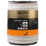 Gallagher TurboStar lint 40mm wit 200m