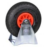 Lucht bokwiel pro 300x4 pvc