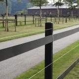 Beoband 6cm zwart (prijs per meter)