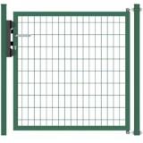 Betafence Essential poort h100xb100cm groen RAL 6005