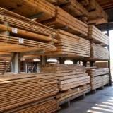 Eiken fijn bezaagd H2 x B7 x L400cm plank