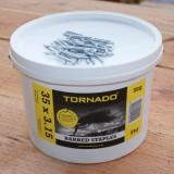 Tornado® krammen 35X3.15mm 5kg (met weerhaak)