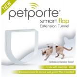 Petporte tunnel verlenging wit