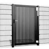 Enkele poort Trento V60 b100 x h150cm