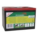 Pulsara 9V/ 55Ah batterij high energy