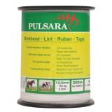 Pulsara lint 12,5mm 4RVS draden 200m wit OP=OP